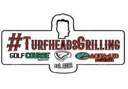 Turfheads Grilling Pin
